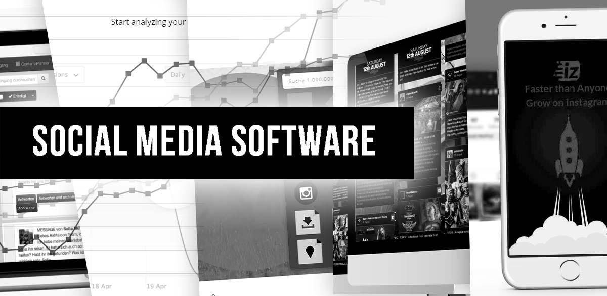 18+1 Strumento di Social Media Marketing: Software per Facebook, Youtube, Instagram + Corsi online