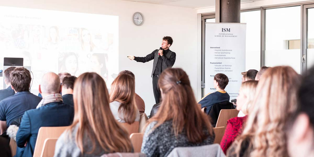 Strategie di Influencer Marketing - Conferenza del relatore @ISM