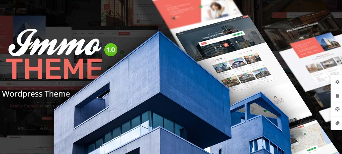 Temi WordPress per agenti immobiliari: Casa mercato e appartamento - Raccomandazioni