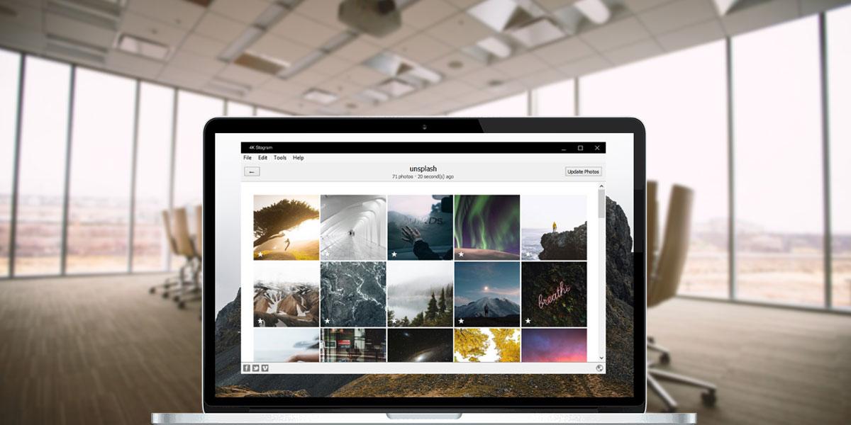 Stogramma 4K: Scarica Foto, video, storie e tendenze di scouting - Instagram Tool Test