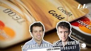 Creare un negozio online #2: Design, fornitori di pagamento, costi di consegna, ... - Podcast sul marketing