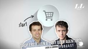 Creare un negozio online #1: fai da te o agenzia costosa?! - Podcast sul marketing