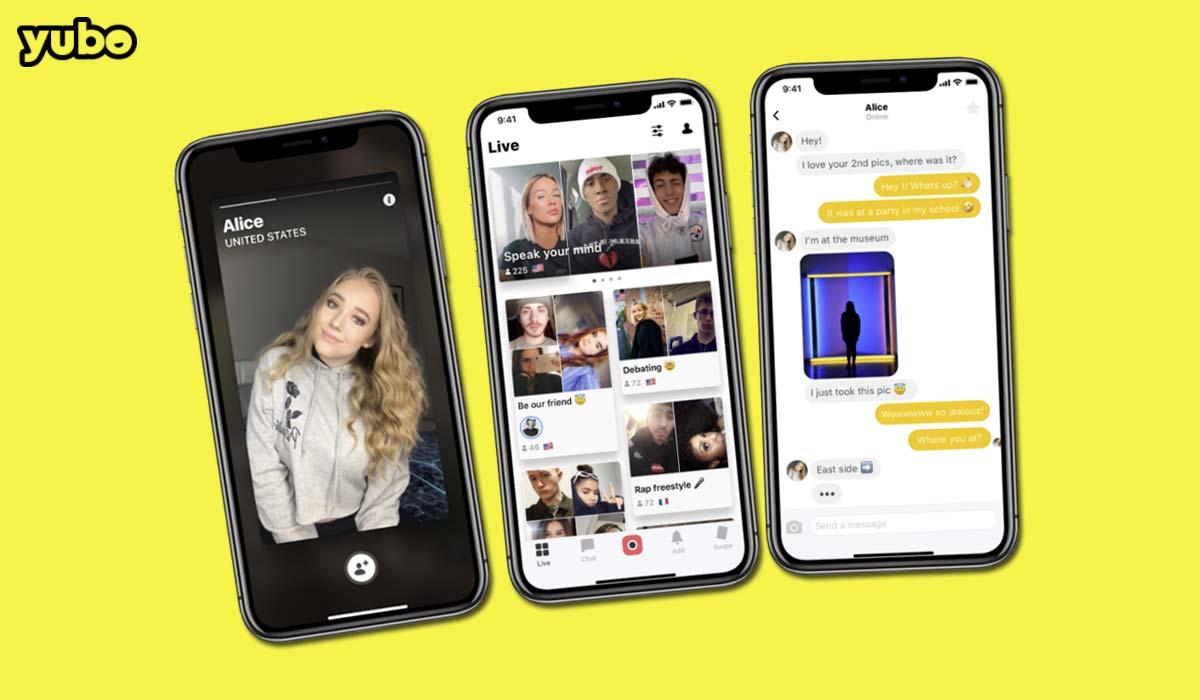 Yubo: il nuovo TikTok / Instagram? Analisi delle tendenze - L'app combina Snapchat e Youtube