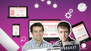 Creare un negozio online #3: Marketing, far conoscere l'e-commerce?! - Podcast sul marketing